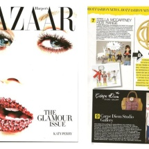 Harper's Bazaar : December 2010