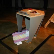 Scissorhands exhibition December 2012