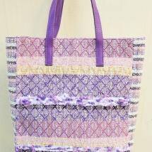 Woven pastel shopper bag4