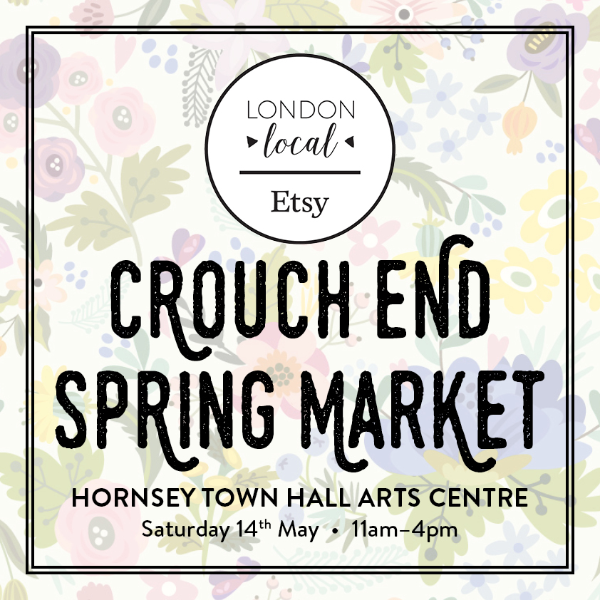 Crouch End spring market square