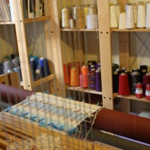 Studio and weaving process