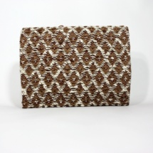 clutch with cotton and linenclutchb6